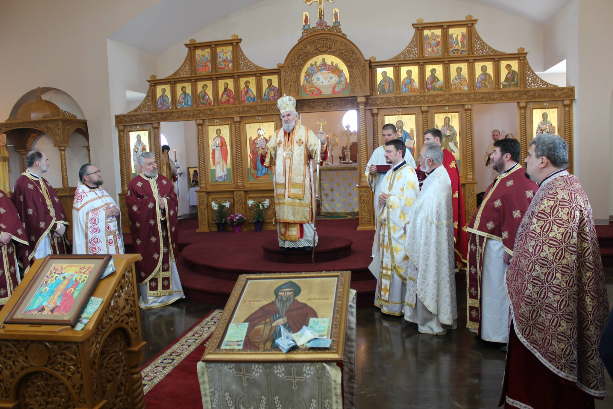 Consecration (33)