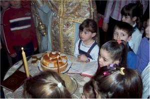 Sa proslave Svetog Save 2005